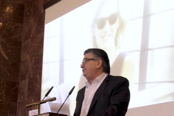 José Luis Mazuelas. Presidente Fundación Vidaplus